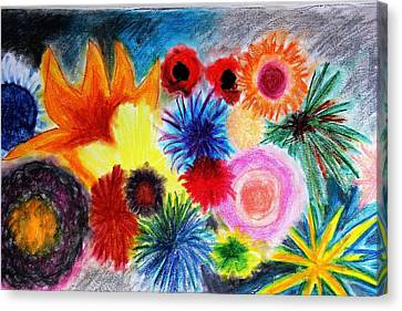 Soft Pastel  Canvas Print
