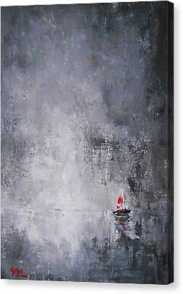 Solitude 2 Canvas Print by Jane  See