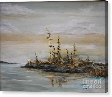 Solitude I Canvas Print