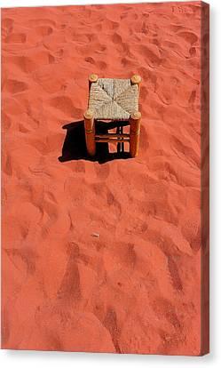 Solitude Canvas Print by Marwan Khoury