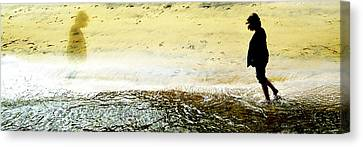 Canvas Print featuring the photograph Solitude by Selke Boris