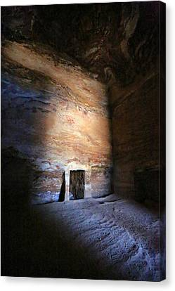 Petra Canvas Print - Solitude by Stephen Stookey