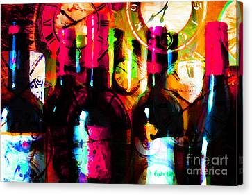 Some Things Get Better With Time M20 Canvas Print by Wingsdomain Art and Photography