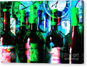 Some Things Get Better With Time P138 Canvas Print by Wingsdomain Art and Photography
