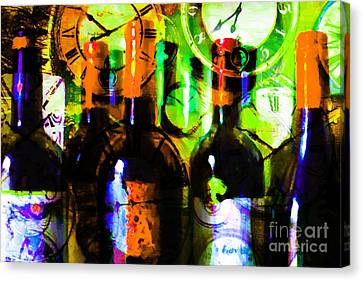 Some Things Get Better With Time P28 Canvas Print by Wingsdomain Art and Photography