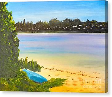 Somento Victoria Australia Canvas Print by Pamela  Meredith