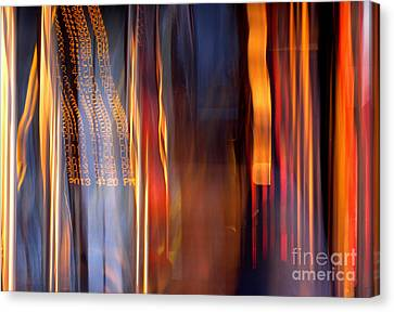 Somewhere In Time Canvas Print by Robert Riordan