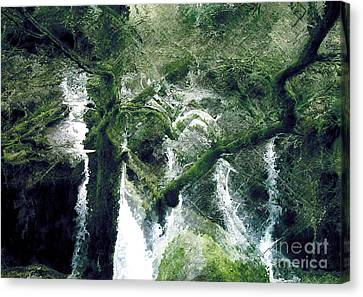 Somewhere Only We Know 1 Canvas Print