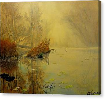 Canvas Print - Somewhere by Svetla Dimitrova