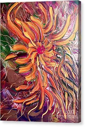 Sommer Canvas Print