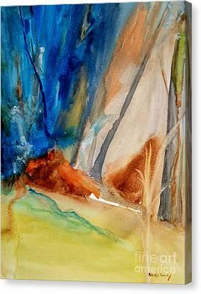 Sonoma Rain Canvas Print