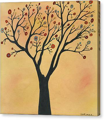 Sonoma State Of Mind Canvas Print by Valerie Lorimer