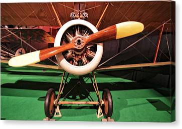 Sopwith Camel Airplane Canvas Print by Dan Sproul