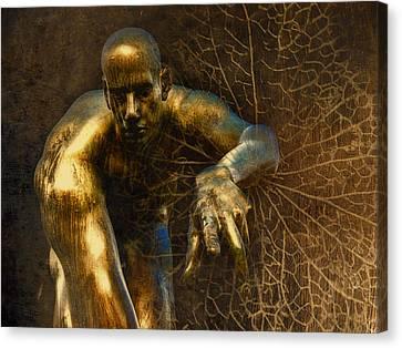 Soul Cage Canvas Print by Joachim G Pinkawa