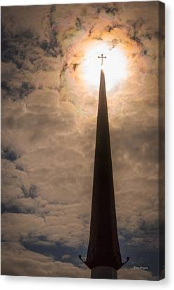 Soul Of The Sun Canvas Print by Tim Bryan