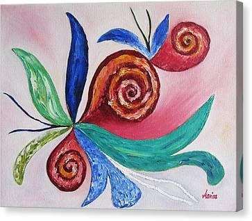 Soul Searching Canvas Print by Marianna Mills