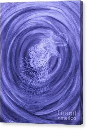 Soul's Dance  Canvas Print by Jacquelyn Roberts