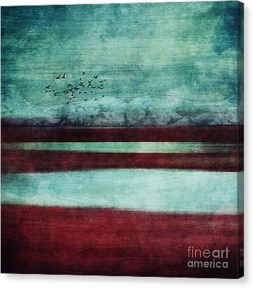 Soulscape Canvas Print by Priska Wettstein