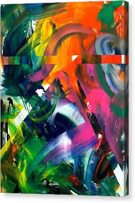 Sound Garden Canvas Print by Richard Day