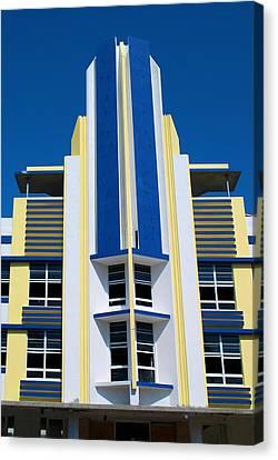 South Beach 2 Canvas Print