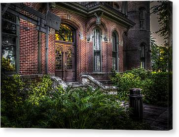 South Entry 2 Canvas Print by Marvin Spates