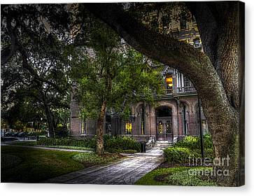 South Entry Canvas Print by Marvin Spates