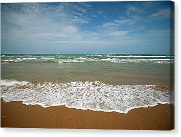 South Padre Island II Canvas Print