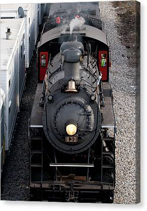 Southern Railway #630 Steam Engine Canvas Print