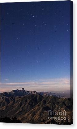 Southern View From Kitt Peak Canvas Print by Babak Tafreshi