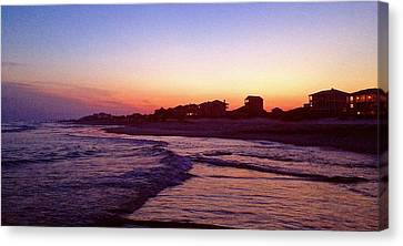 Southern Waters I Canvas Print