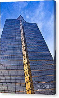 Southfield Hi Rise Canvas Print by Bill Woodstock