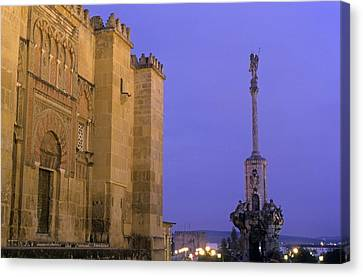 Campinas Canvas Print - Spain. Cordoba. Mezquita Mosque. At by Everett
