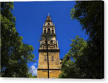 Campinas Canvas Print - Spain. Cordoba. Mezquita Mosque. Bell by Everett