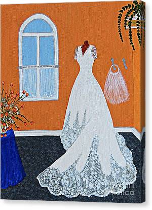 Special Day Canvas Print by Barbara Griffin