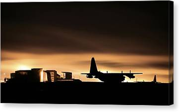Special Operations Command Canvas Print by JC Findley
