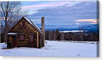 Spectacular View Canvas Print by Jeff Sinon