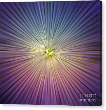 Speed Colors Canvas Print by Atiketta Sangasaeng