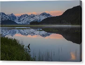 Spencer Galcier Sunrise Canvas Print by Tim Grams