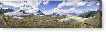 Sperry Glacier Basin Canvas Print