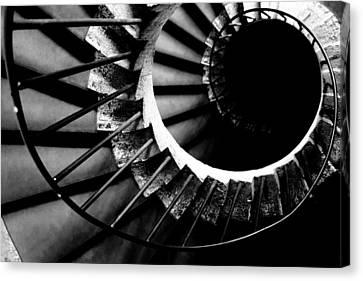 Spiral Staircase Canvas Print by Fabrizio Troiani
