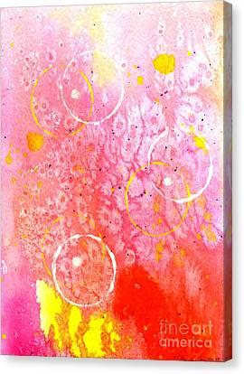 Spirit Dance Canvas Print by Desiree Paquette