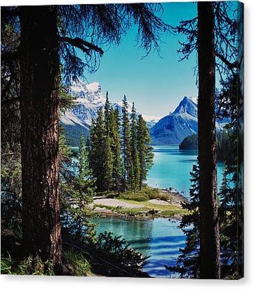 Spirit Island Canvas Print