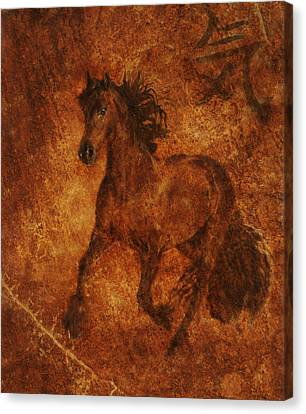 Spirit  Canvas Print by Melinda Hughes-Berland
