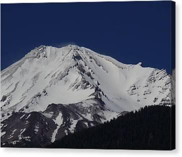 Spirit Mountain Canvas Print by Condor