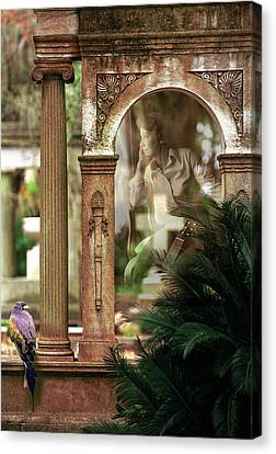 Spirit Of Savannah Canvas Print