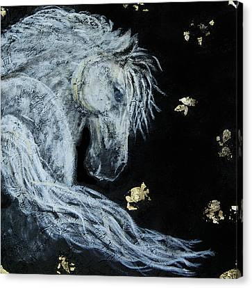 Spirit Of Wonder Canvas Print by The Art With A Heart By Charlotte Phillips