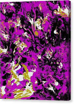 Spirit Splash Canvas Print