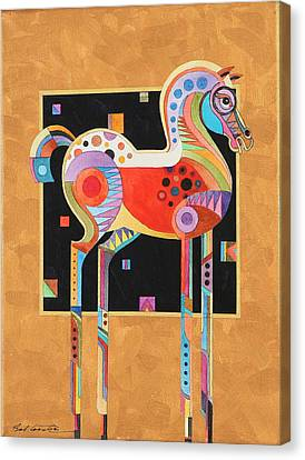 Spirit Stallion II Canvas Print by Bob Coonts
