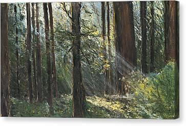 Spirit Woods Canvas Print