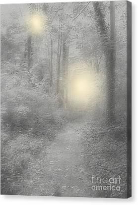Spirits Of Avalon Canvas Print by Roxy Riou